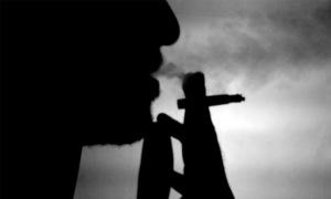 سگریٹ کے ڈبوں پر تصویری انتباہ کو 10 فیصد تک رکھنے کے احکامات
