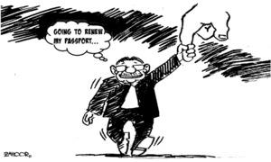 Cartoon: 25 November, 2017