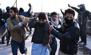 Govt orders military deployment in Islamabad after day-long operation against protesters