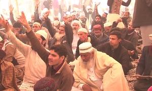 فیض آباد آپریشن: ملک بھر میں دھرنوں اور مظاہروں کا سلسلہ جاری