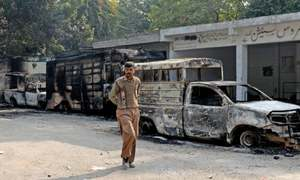 Tense calm prevails as Rawalpindi braces for today's strike