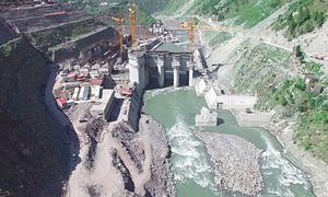 نیلم جہلم ہائیڈرو پاور پروجیکٹ آئندہ سال فروری میں شروع ہوگا