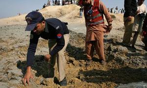 2 FC personnel martyred, 3 injured in Sibbi landmine explosion