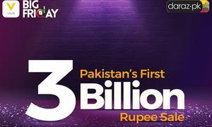 Daraz records revenue of Rs 3 billion during Big Friday sale