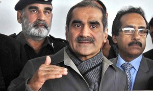 Foreign investments declining due to political instability, says Saad Rafique