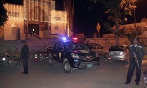 Intelligence Bureau official shot dead outside Islamabad imambargah