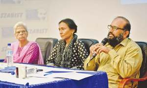 Edhi, Perween Rahman praised for services to humanity