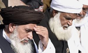 Factionalism hits Tehreek-i-Labbaik at the outset