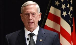 US defence secretary to visit Pakistan on Monday for talks on South Asia strategy