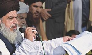 Who is Khadim Hussain Rizvi?