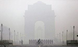 Medics protest holding India, Sri Lanka cricket series despite smog in Delhi