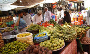 Inflation in Pakistan at 4pc
