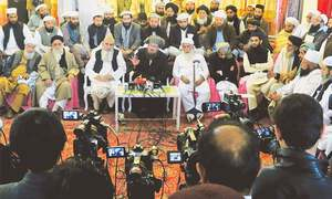 Sami says alliance with PTI will block victory of 'secular forces'