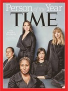 Time names 'silence breakers' as 'person' of the year