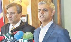 London mayor urges closer economic partnership with Pakistan