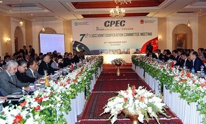 More details of 7th JCC meeting on CPEC trickle out