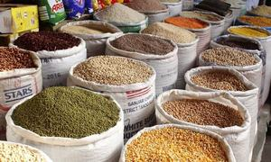 Traders cut down on import of pulses