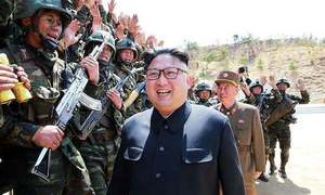 North Korea blames US for tensions in rare UN talks