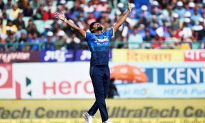 Sri Lanka wins big as Indian batting crumbles without Kohli