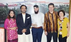 Annual defence attachés' dinner held