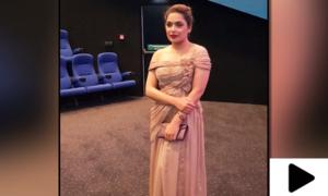 میرا کی دبئی فلم فیسٹیول میں دبنگ انٹری