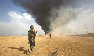 عراق میں دائمی امن کیلئے 'داعش کی نرسری' کو تباہ کرنے کی ضرورت