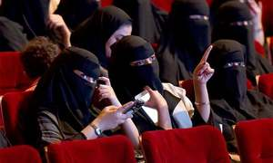 سعودی عرب کا کمرشل سینما پر پابندی ختم کرنے کا اعلان