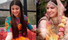 Let Anushka Sharma's wedding looks be the style inspiration you need this shaadi season