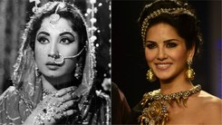Will Sunny Leone be cast in a film inspired by Meena Kumari's life?