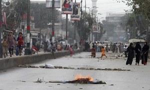 Elderly Karachi man dies after scuffling with police looking to arrest his son