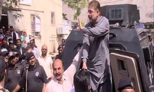 NAB court orders formation of medical board to review Sharjeel Memon's health