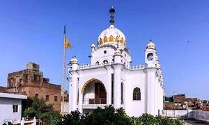 Ayodhya parallel: A gurdwara in Lahore at the core of a bitter battle between Sikhs and Muslims