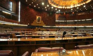 فاٹا اصلاحات بل: قومی اسمبلی میں کورم پورا نہ ہونے پر حکومت کو شرمندگی کا سامنا