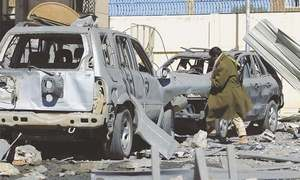 یمن: اتحادیوں کے فضائی حملے میں 30 قیدی ہلاک