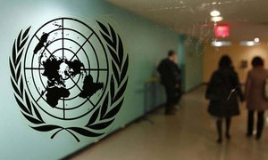 Govt deliberates on UN request to limit military's role in civil spheres