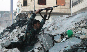 At least 20 IS militants killed in Syria: coalition