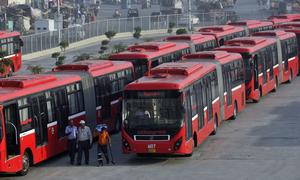NAB orders probe in Multan Metro Bus Project, PIA plane sale