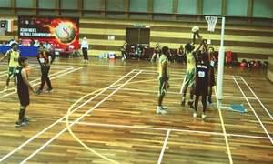 Pakistan outplay Malaysia at Asian Netball