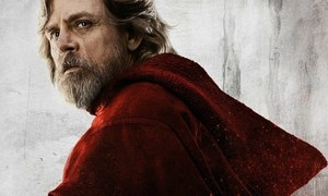 Luke Skywalker is at his best in The Last Jedi