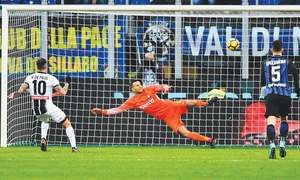 Inter stunned by Udinese to see unbeaten start end