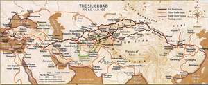 HISTORY: DEBUNKING THE MYTH OF THE SILK ROAD