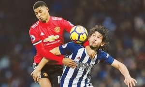 Lukaku, Lingard lift nervy United past West Brom