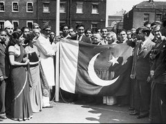 Interior ministry unaware of whereabouts of Pakistan's first flag, NA told