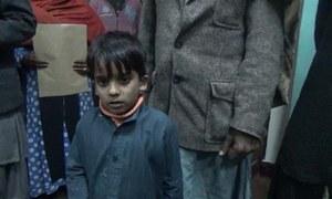 مظفر گڑھ: چار سالہ بچے پر چوری کا مقدمہ