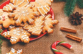 EPICURIOUS: XMAS DELIGHTS