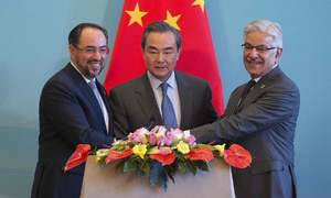 Beijing seeks to improve Pak-Afghan ties: Chinese foreign minister
