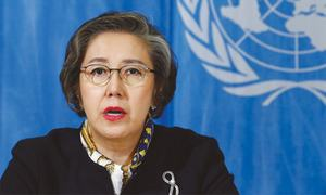 UN rights investigator calls for pressure on China, Russia over Myanmar abuses
