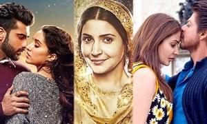 2017 میں ریلیز ہونے والی بولی وڈ کی فلاپ فلمیں