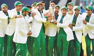 2017 — a year  of farewells, triumph and trial for Pakistan