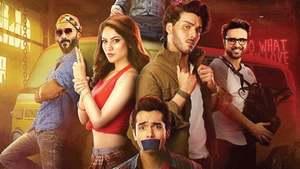Chupan Chupai – a decent start for Pakistani cinema in 2018